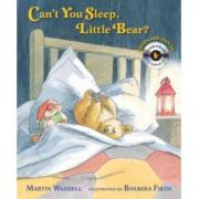 Can't You Sleep, Little Bear? 有声书( Book & CD Set)