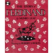 The Story of Ferdinand 爱花的牛(附CD)