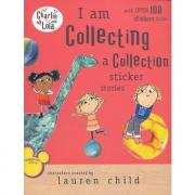 I Am Collecting:a Collection Sticker Stories 查理与劳拉:我的收藏贴纸书 9780448448688