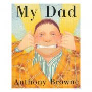 My Dad (Board Book) 我爸爸(卡板书)ISBN 9780385606134