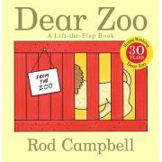 [英文原版]Dear Zoo: A Lift-The-Flap Book【翻翻纸板书】