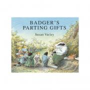 Badger's Parting Gifts 獾的礼物 平装
