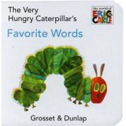 The Very Hungry Caterpillar's 手掌纸板书