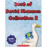 Best of David Shannon Collection 2 大卫·香农系列 ISBN 9780545580984