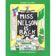 汪培珽第5阶段 名家James Marshall: Miss Nelson Is Back