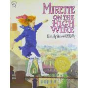 Mirette on the Highwire (Caldecott Medal Book) Hardcover