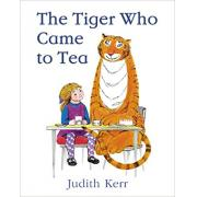 The Tiger Who Came to Tea (Hard Cover )