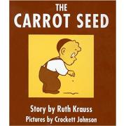 廖彩杏书单 :The Carrot Seed Board Book