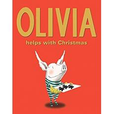 Olivia Helps with Christmas (Classic Board Books)