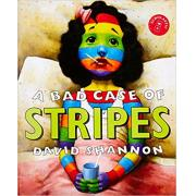 David ShannonL A Bad Case Of Stripes Hardcover